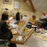 atelier de peintres amateurs