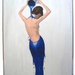 La Robe Bleue - Natacha TRABER