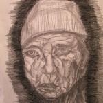 Christine Guillot. portrait-