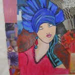 Camélia portrait