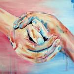 Les Mains - Cathy FAURE