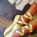 Chaussons de danse - Domi Goddet