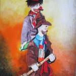 L.SCOTTON clown