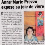 Article du Dauphiné Libéré, 12 mars 2017