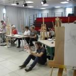 participants stage la Balme