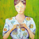 Jeune fille - M-Jo Bonnard