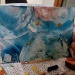 Cosmos par Olga