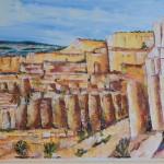 """""""Bryce Canyon"""". Marie-Jo Bonnard"""